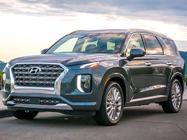 In House Financing Car Dealers >> New 2021 Hyundai Palisade Calligraphy Prices | Kelley Blue ...