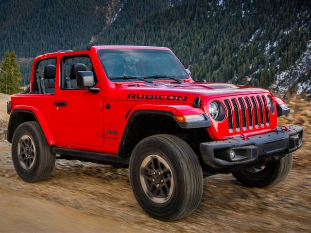 2021 Jeep Wrangler Prices Reviews Pictures Kelley Blue Book