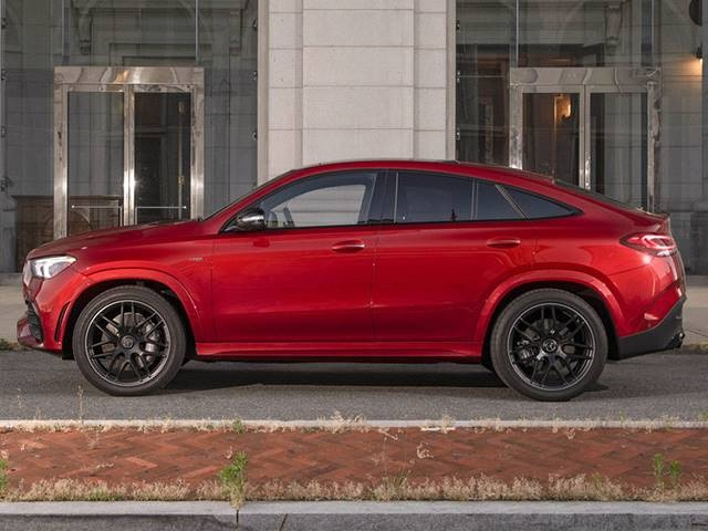 2021 Mercedes-Benz Mercedes-AMG GLE Coupe