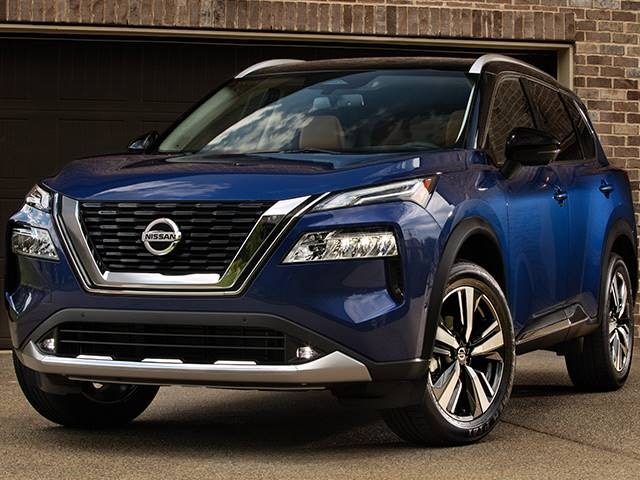 2021 Nissan Rogue Prices Reviews Pictures Kelley Blue Book
