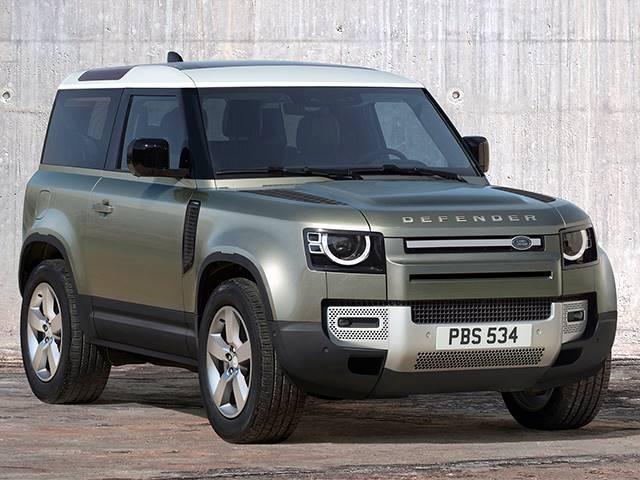 2022 Land Rover Defender 90
