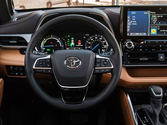 2022 Toyota Highlander Hybrid