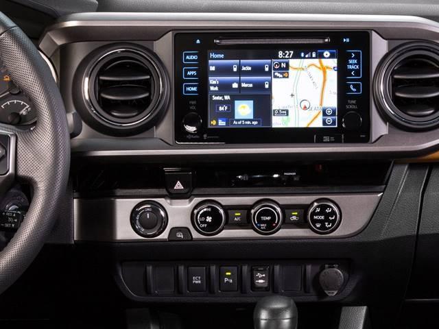 2022 Toyota Tacoma Access Cab