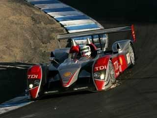 Audi R10 TDI Le Mans Concept