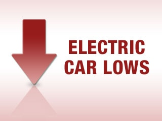 Electric Car Lows