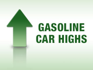 Gasoline Car Highs