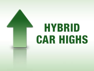 Hybrid Car Highs