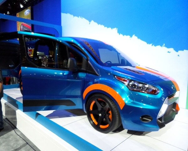 10 Best Car Creations from the 2013 SEMA Show 73