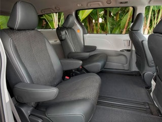 To Help Move Its Perception Needle Deeper Into The Cool Zone, Toyota Gave  This Trick Sienna An Assortment Of Unique Body Bits Including Edgier Front  And ...