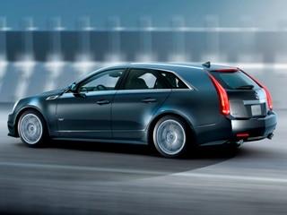Cadillac Cts V Wagon For Sale >> 2011 Cadillac CTS-V Sport Wagon Concept @ 2010 New York ...