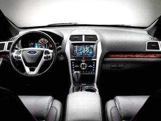 2011 Ford Explorer Revealed