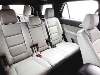 2011 Ford Explorer Revealed 1