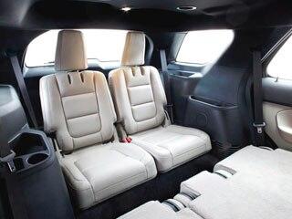 2011 Ford Explorer Revealed 2
