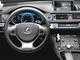 2011 Lexus Ct 200h New Details Revealed Kelley Blue Book