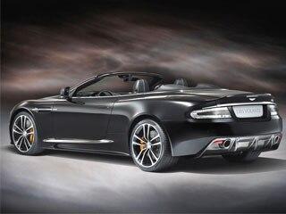 2012 Aston Martin DBS/Volante Carbon Editions - Frankfurt Auto Show ...