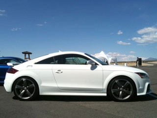2012 Audi Tt Rs Track Review Kelley Blue Book