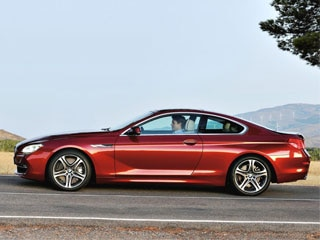 BMW I Coupe First Look Kelley Blue Book - 2012 bmw 650i price