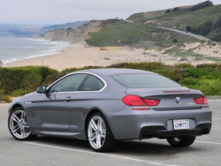 BMW I Coupe Five First Impressions Kelley Blue Book - 2012 bmw 650i price