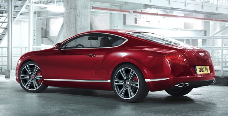 2013 Bentley Continental V8 Coupe