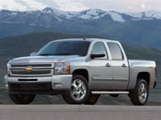 2012 Chevrolet Silverado 1500 Regular
