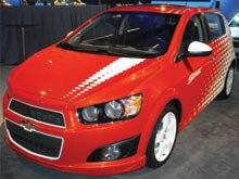2012 Chevrolet Sonic Z-Spec