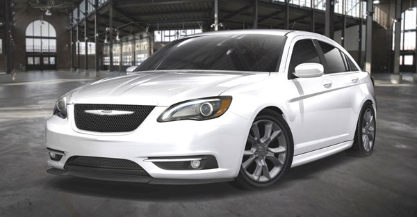 2012 chrysler 200 super s