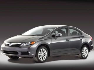 2012 Honda Civic First Look Kelley Blue Book