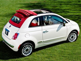 2012 fiat 500 cabrio - first drive | kelley blue book