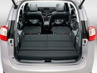 2012 Ford C-MAX - 2011 Detroit Auto Show (w/video ...