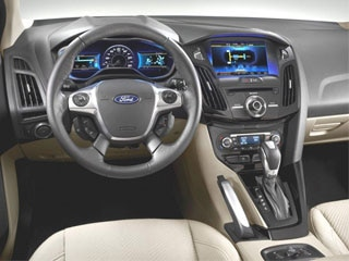 2012 Ford Focus Electric unveiled at CES | Kelley Blue Book