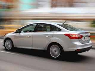 2012 Ford Focus Review Stepping Up And Stepping Out Kelley Blue Book
