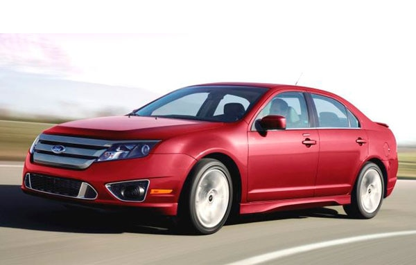 Ford fusion tops the blue oval passenger car sales charts for 2011 kelley blue book Ford motor auto sales