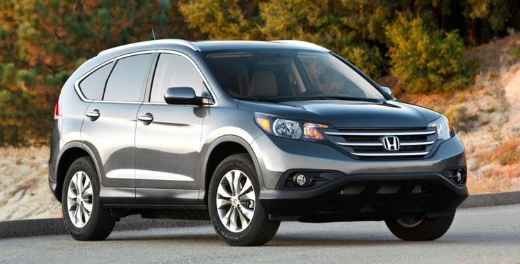 2012 honda cr v pricing starts at 23 105 kelley blue book. Black Bedroom Furniture Sets. Home Design Ideas