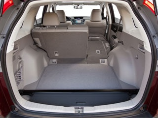 Exceptional While Its New Bodywork Imparts A More Substantial And Sophisticated Look To  The 2012 Honda CR V, The Vehicle Is Actually Slightly Shorter And An Inch  Lower ...