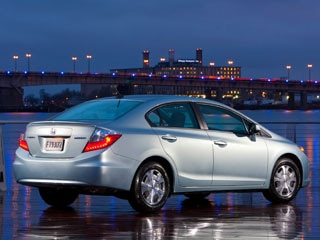 ... A 2012 Honda Civic Hybrid Sedan Some 900 Roundtrip Miles Between  Southern And Northern California, Taking The Opportunity To Track Fuel  Economy And Also ...