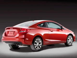 2012 Honda Civic -- First look | Kelley Blue Book