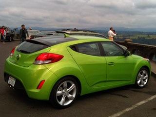 2012 Hyundai Veloster First Drive Review An Irregular Halo Kelley Blue Book