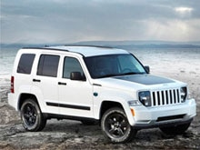 2012 Jeep Liberty Arctic Edition