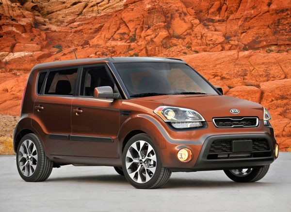 2012 Kia Soul Red Rock Special Edition First Look Kelley Blue Book