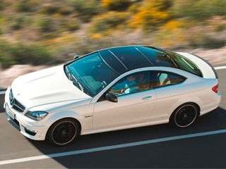 2012 Mercedes Benz C63 Amg Coupe First Look Kelley Blue Book