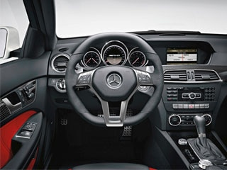 2012 mercedes-benz c63 amg coupe - first look - kelley blue book