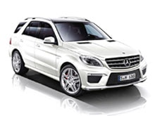 2012 Mercedes-Benz ML63 AMG