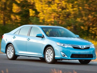 2017 Toyota Camry First Drive