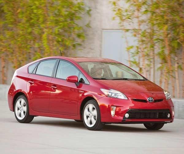 Toyota Hybrid Vehicle Sales Top 4 Million Worldwide