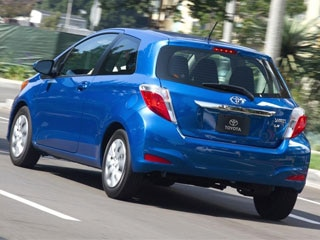 2012 Toyota Yaris Unveiled More Space More Features More Value