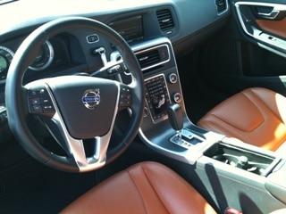 2012 Volvo S60 Interior