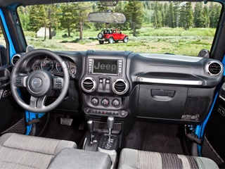 2012 Jeep Wrangler And Wrangler Unlimited Review Kelley