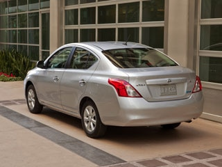 Elegant The Nissan Versa Hatchback Continues Mostly Unchanged For 2012. Its ...