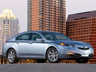 Acura TL First Drive Review Kelley Blue Book - Acura tl upgrades