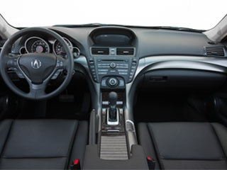 2012 Acura Tl First Drive Review Kelley Blue Book
